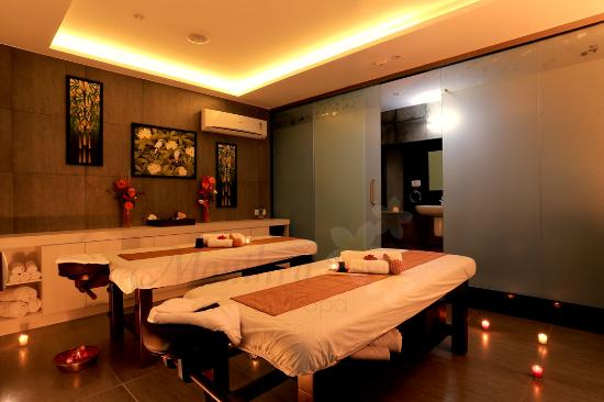 Manthra Bali Spa Couple Wet Room