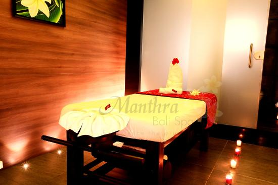 Manthra Bali Spa Single Wet Room