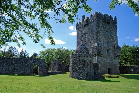 Aughnanure Castle, Oughterard, Co. Galway