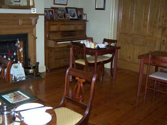 Adare Bed & Breakfast : breakfastroom