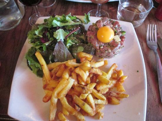 Les Parigots : Steak tartare