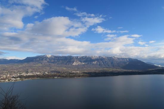 Aix-les-Bains, France: 景色の様子