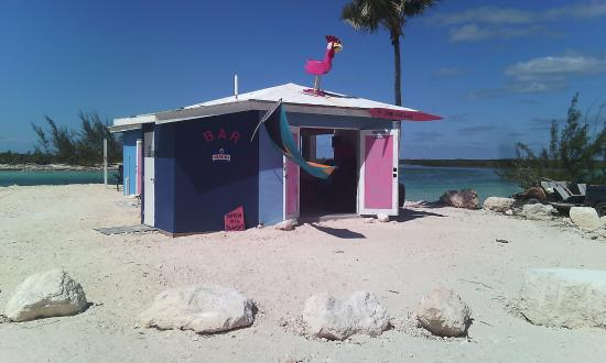 Da Pink Chicken Beach Bar