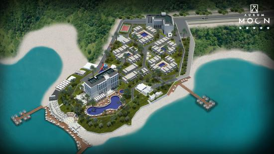 Aurum Moon Beach Resort Picture of Aurum Moon Resort Didim