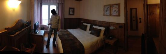 Hotel Bouton d'Or: la nr.305 :-)