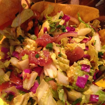Farmers Fishers Bakers: Spicy Ahi Tuna Poke Salad