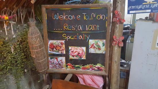 Mon Restaurant Lanta