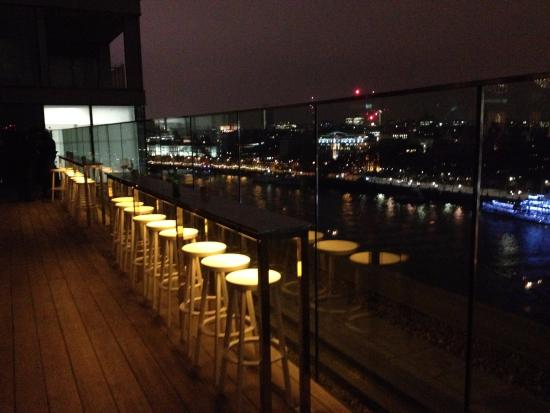 Rumpus room bar - Picture of Mondrian London at Sea Containers ...