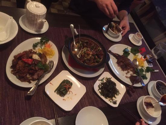 Hot Spot: Sichuan-Hauptspeisen