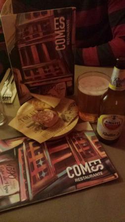 Cafetría Restaurante COM.ES