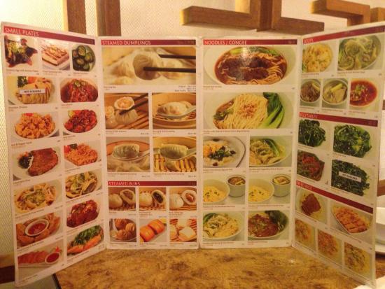 Menu - Shi Lin Taiwanese Restaurant Photo
