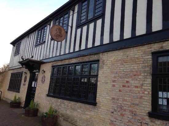 oliver cromwell s house picture of oliver cromwell s house ely rh tripadvisor co za