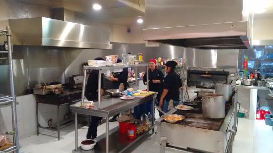 new modern kitchen picture of adelita bar grill ajijic rh tripadvisor co nz