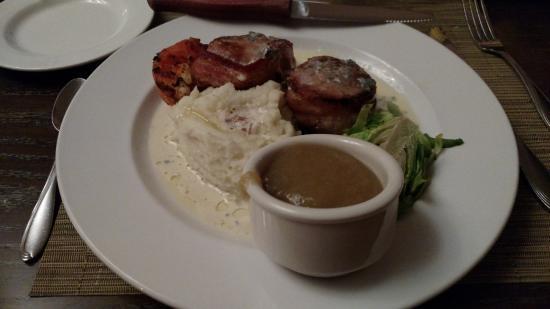 Grill 1-2-5: Bacon Wrapped Pork tenderloin