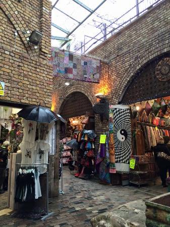 Camden Lock Market London UK -...