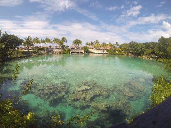 George Town, Gran Caimán: Inland lake