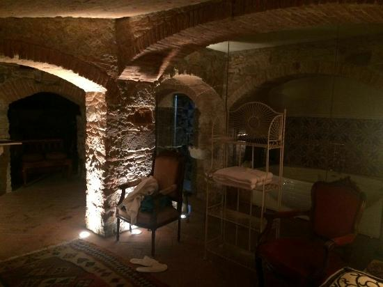 Mr My Resort Florence: Area benessere