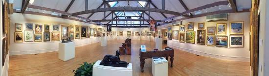 Rockport Art Association & Museum : Strokes of Genius exhibition