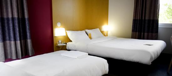 B&B Hotel Montpellier Centre le Millénaire