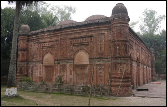 Rajshahi City, Bangladesch: Bogha Mosque