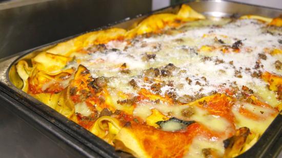 Restaurant Kohlerhof: Köstliches italienisches Buffet
