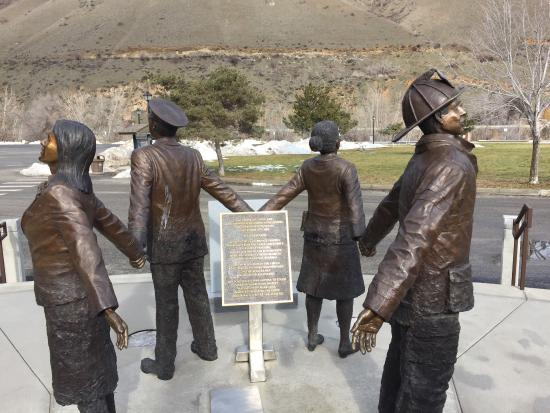Cashmere, WA: 9/11 Spirit of America Memorial