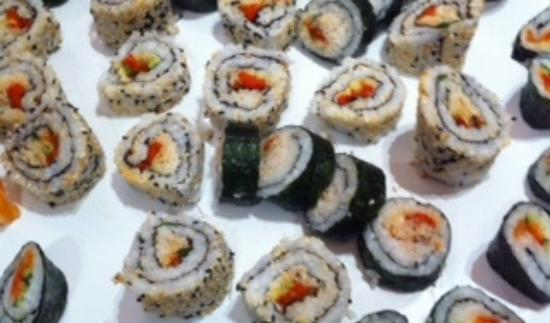 Howth Castle Cookery School: Sushi and Sashimi Cook and Dine