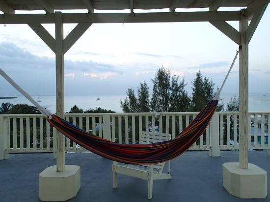 Costa Maya Beach Cabanas: View from the rooftop