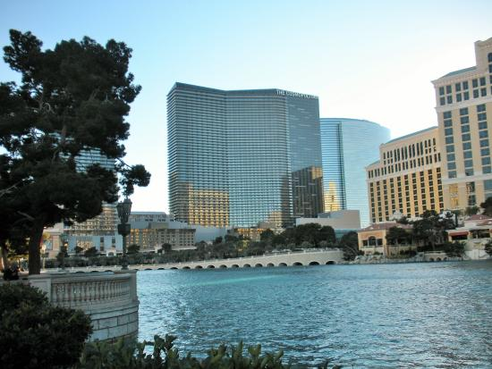 the hotel from the strip picture of the cosmopolitan of las vegas rh tripadvisor com