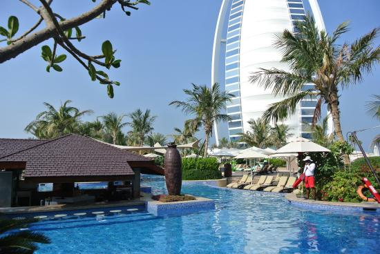 Executive Pool Picture Of Jumeirah Beach Hotel Dubai Tripadvisor