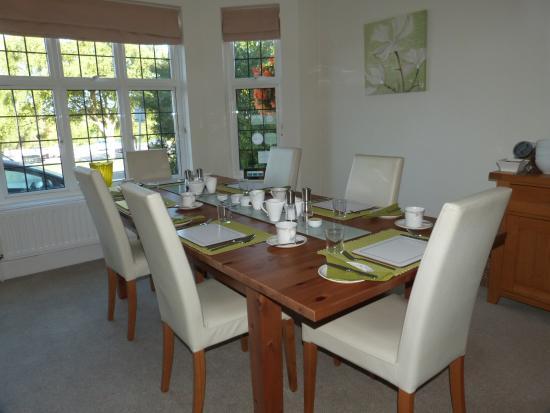 Avonlea House: Breakfast Room