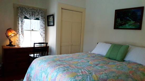 Chocorua, NH: Room with Queen Bed