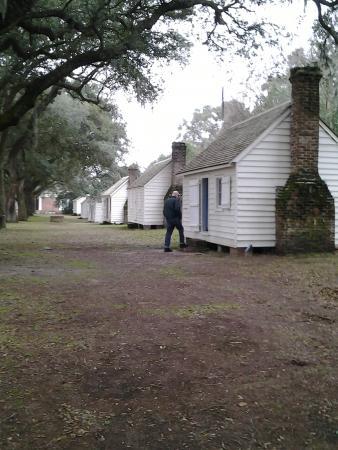 original slave cabins picture of mcleod plantation historic site rh tripadvisor ie