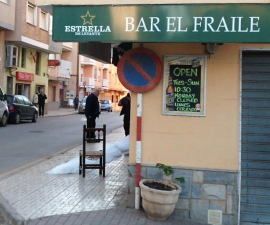 El Fraile Bar and Restaurant