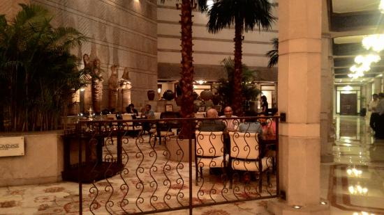 The Promenade Lounge - Taj Bengal