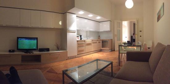 布拉格老城波西米亞公寓張圖片
