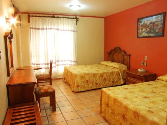 Oaxaca Dorado: Standar Room with fan
