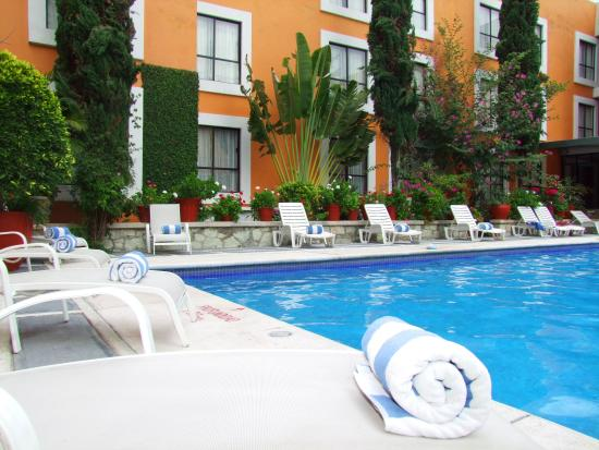 Oaxaca Dorado: Pool