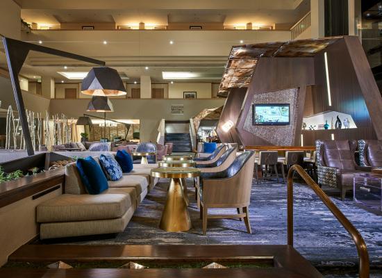 Renaissance Denver Stapleton Hotel: Elevate Lounge