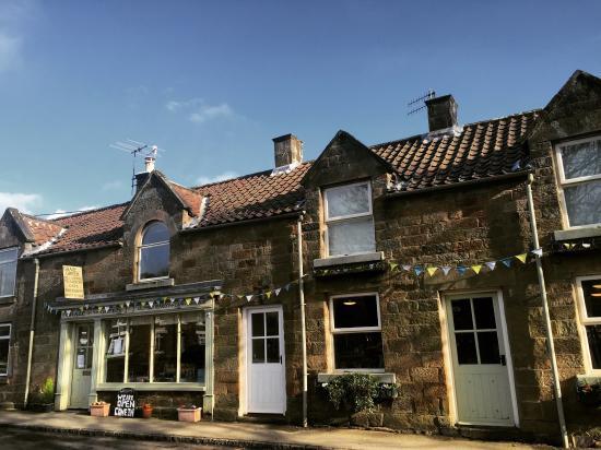 Graze on the Green: Our tearoom & cafe in Rosedale Abbey