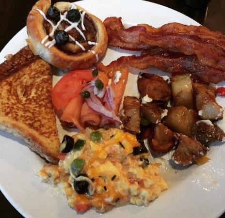 breakfast buffet review of bistro 555 detroit mi tripadvisor rh tripadvisor co nz