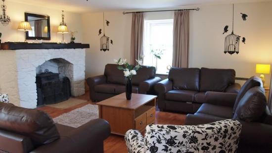 Morar, UK: Sitting room.