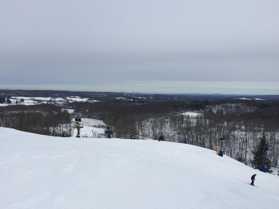 Flat Top, Virginia Occidental: Snowbowl