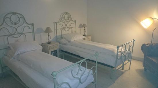 Palazzo Olivia: Chambre twin