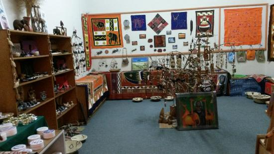 Arts Crafts Shop Inside Picture Of Tsumeb Art And Craft Center