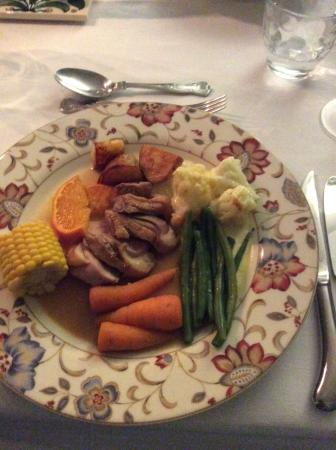 The Foundry Masters House: Gressingham Duck Breast main