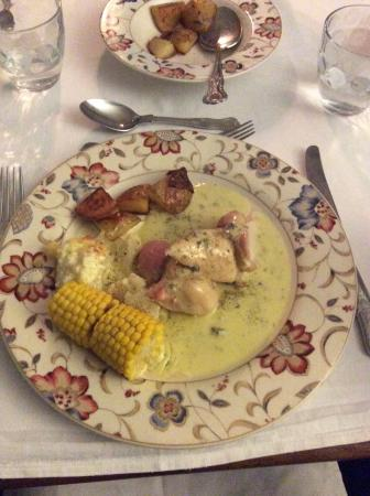 The Foundry Masters House: Chicken Main