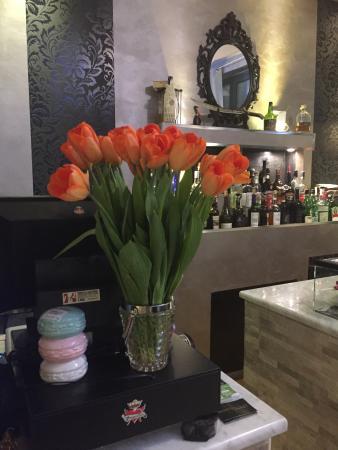 Ristorante Anima & Core : fiore fresco è fondamentale