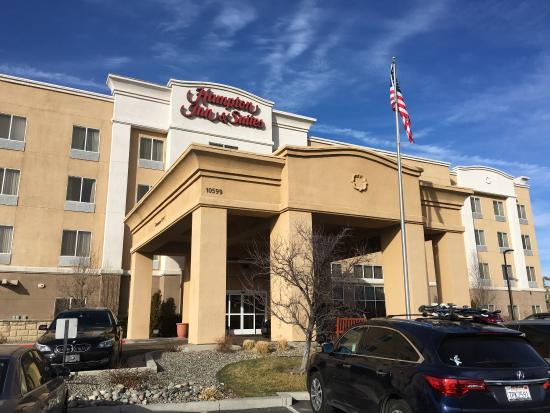 Hampton Inn & Suites Reno