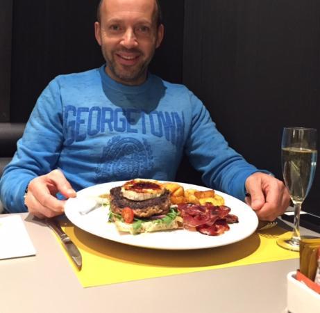 Restaurante A320 By Vueling: Mmmmmm